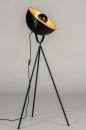 Vloerlamp 73204: industrie, look, modern, metaal #3