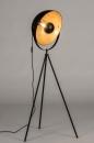 Vloerlamp 73204: industrie, look, modern, metaal #4