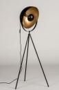 Vloerlamp 73204: industrie, look, modern, metaal #6