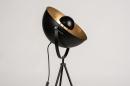 Vloerlamp 73204: industrie, look, modern, metaal #7