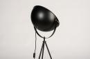 Vloerlamp 73204: industrie, look, modern, metaal #8