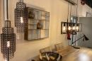 Suspension 73275: soldes, look industriel, moderne, lampes costauds #13