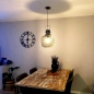 Pendant light 73314: industrial look, modern, raw, metal #10