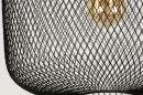 Suspension 73314: look industriel, moderne, lampes costauds, acier #7