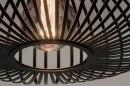 Plafondlamp 73608: industrie, look, landelijk, rustiek #3