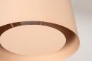 Plafondlamp 73807: sale, modern, retro, metaal #3