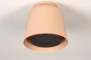 Plafondlamp 73808: sale, modern, retro, metaal #1