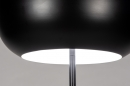 Vloerlamp 73813: modern, retro, metaal, zwart #6