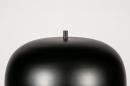 Vloerlamp 73813: modern, retro, metaal, zwart #8