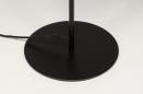 Vloerlamp 73813: modern, retro, metaal, zwart #9