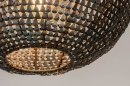 Plafondlamp 73826: industrie, look, landelijk, rustiek #3