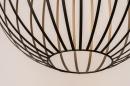 Hanglamp 73843: modern, eigentijds klassiek, art deco, metaal #7