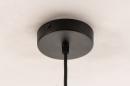 Hanglamp 73843: modern, eigentijds klassiek, art deco, metaal #9
