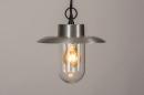 Buitenlamp 73893: landelijk, rustiek, modern, aluminium #2