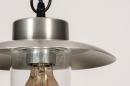 Buitenlamp 73893: landelijk, rustiek, modern, aluminium #6