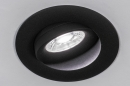 Spot encastrable 73902: design, moderne, aluminium, noir #18