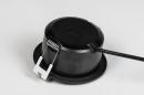 Spot encastrable 73902: design, moderne, aluminium, noir #20