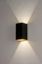 Wandlamp 73909: design, modern, aluminium, metaal #1