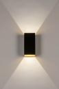 Wandlamp 73909: design, modern, aluminium, metaal #2