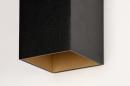 Wandlamp 73909: design, modern, aluminium, metaal #5