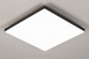 Plafondlamp 73915: design, modern, kunststof, metaal #3