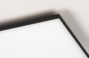 Plafondlamp 73915: design, modern, kunststof, metaal #7