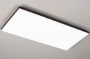 Plafondlamp 73916: design, modern, kunststof, metaal #3
