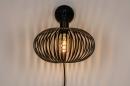 Wandlamp 73922: landelijk, rustiek, modern, retro #3
