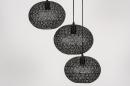Hanglamp 73949: landelijk, rustiek, modern, eigentijds klassiek #8
