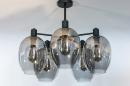 Plafondlamp 73952: modern, retro, eigentijds klassiek, art deco #1