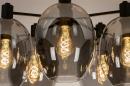 Plafondlamp 73952: modern, retro, eigentijds klassiek, art deco #5