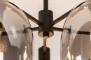 Plafondlamp 73952: modern, retro, eigentijds klassiek, art deco #7