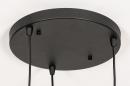 Hanglamp 73954: modern, retro, eigentijds klassiek, glas #10