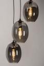 Hanglamp 73954: modern, retro, eigentijds klassiek, glas #3