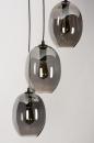 Hanglamp 73954: modern, retro, eigentijds klassiek, glas #6