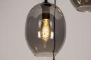 Hanglamp 73954: modern, retro, eigentijds klassiek, glas #7
