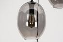 Hanglamp 73954: modern, retro, eigentijds klassiek, glas #8