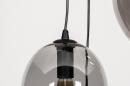 Hanglamp 73954: modern, retro, eigentijds klassiek, glas #9