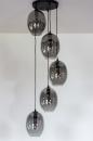 Hanglamp 73955: modern, retro, eigentijds klassiek, glas #4