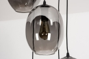 Hanglamp 73955: modern, retro, eigentijds klassiek, glas #6