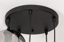 Hanglamp 73955: modern, retro, eigentijds klassiek, glas #8