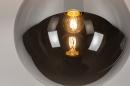 Plafondlamp 73956: modern, retro, eigentijds klassiek, glas #4