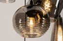 Hanglamp 73957: modern, retro, eigentijds klassiek, glas #11