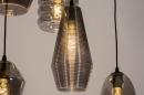 Hanglamp 73957: modern, retro, eigentijds klassiek, glas #15