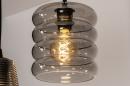 Hanglamp 73957: modern, retro, eigentijds klassiek, glas #16