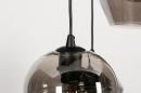 Hanglamp 73957: modern, retro, eigentijds klassiek, glas #18