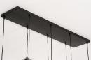 Hanglamp 73957: modern, retro, eigentijds klassiek, glas #19