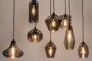 Hanglamp 73957: modern, retro, eigentijds klassiek, glas #2