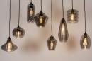Hanglamp 73957: modern, retro, eigentijds klassiek, glas #5