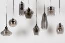Hanglamp 73957: modern, retro, eigentijds klassiek, glas #9